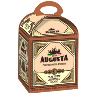 Panettone Salted Caramel