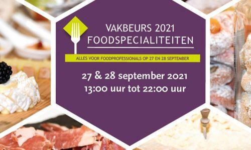 Banner Vakbeurs Foodspecialiteiten 2021